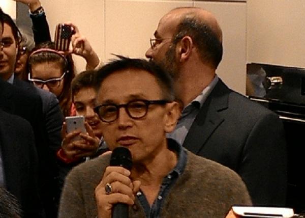 In cucina con bruno barbieri inaugurato lo showroom for Bruno arredamenti grottaminarda