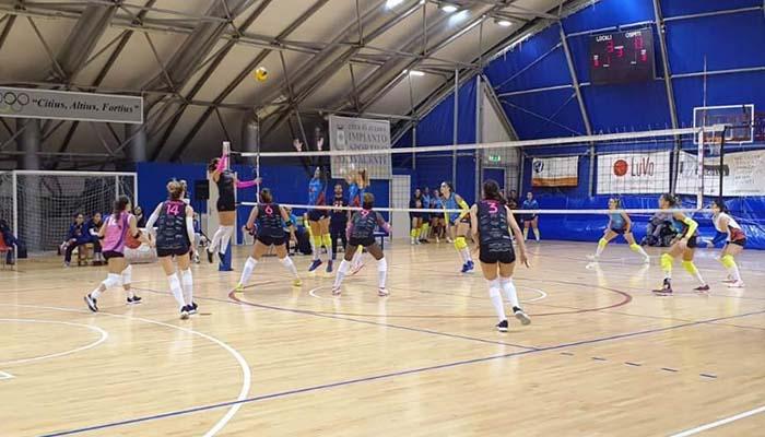 Volley B1, Zero5 Castellana, sconfitta in quattro set ad Arzano - Puglia In
