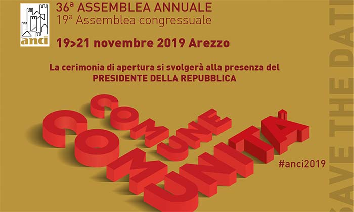 Anci, da domani ad Arezzo il congresso nazionale. Antonio Decaro sarà confermato alla guida dell'associazione dei sindaci - Puglia In