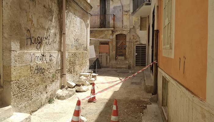 Rete fognaria a Carbonara: tanta campagna elettorale, ma ...